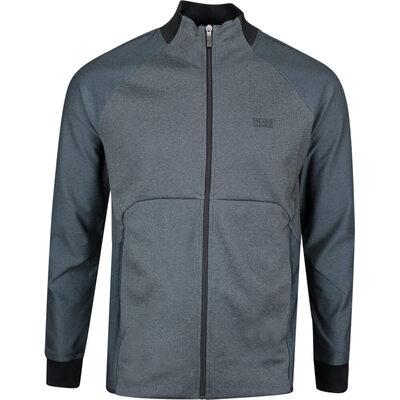BOSS Golf Jacket Sicon FZ Black FA19