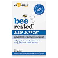 UnBEElievable-Health-Bee-Rested-Sleep-Support-20-Capsules