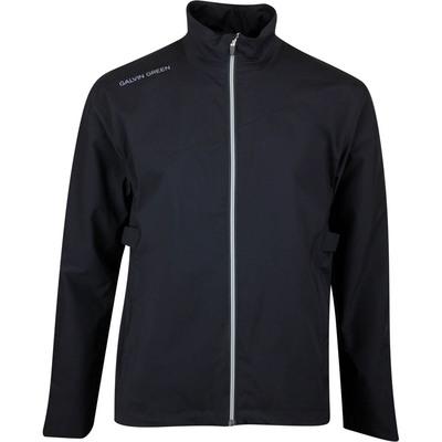 Galvin Green Waterproof Golf Jacket Aaron Black SS20