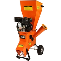 Feider FBT220 Petrol Chipper-Shredder