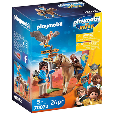 Playmobil Marla With Horse
