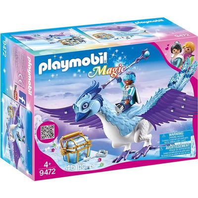 Playmobil Magic Winter Phoenix With Jewellery Case