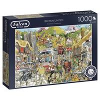 Image of Jumbo 11197 Falcon De Luxe Britain United 1000 Piece Jigsaw Puzzle