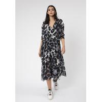Creation Maxi Dress Panthera Print - 8
