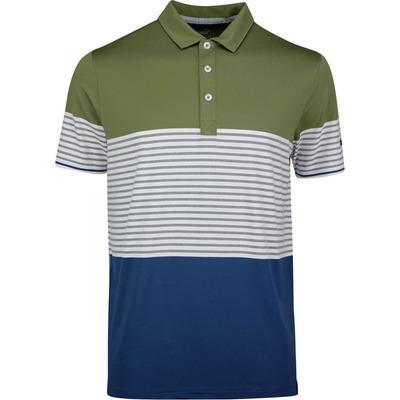 PUMA Golf Shirt Cloudspun Taylor Polo Deep Lichen Green SS20
