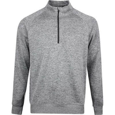 Nike Golf Pullover NK Dry Player HZ Black Heather SS20