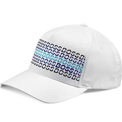 BOSS Golf Cap Skaz Training White SP20