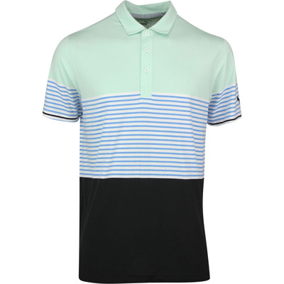 PUMA Golf Shirt Cloudspun Taylor Polo Mist Green SS20