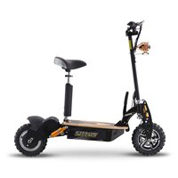Chaos 48v 1600w Hub Drive Off Road Adult Electric Scooter
