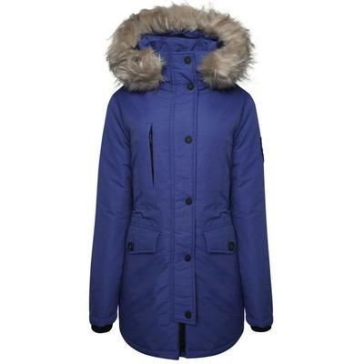 Ashley Everest Parka Jacket - Cobalt - 8