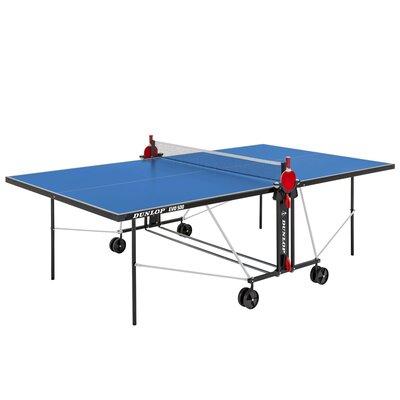 Dunlop Evo 500 Outdoor Table Tennis Table - Blue