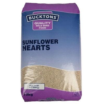 Bucktons Sunflower Hearts for Wild Birds