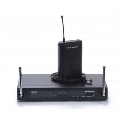 Trantec S4.04L-EA-UK Lapel Radio Microphone System
