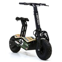 Image of Velocifero MAD Lithium 60v 2000w US Army Adult Electric Scooter