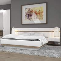 FTG &pipe; Chelsea 146cm Wide Double Bed Frame