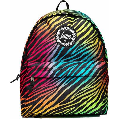 Disco Zebra Backpack