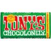 Image of Tony's Chocolonely 32% Milk Chocolate & Hazelnut 180g