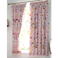 Lets Play Lined Curtains 54s