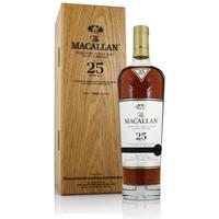 Macallan 25 Year Old, Sherry Oak 2021 Release