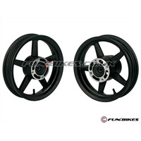 "Pit Bike Supermoto 12"" Mag Wheels"