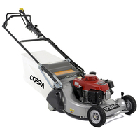 Cobra Professional RM53SPHPRO 21 Petrol Self-Propelled Rear Roller Lawnmower with Honda Engine