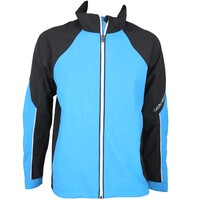 Galvin Green Amos Waterproof Golf Jacket Black-Summer Sky