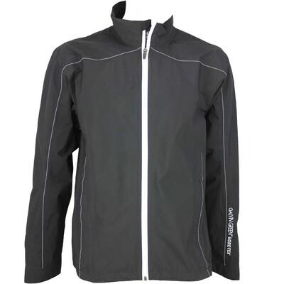 Galvin Green Alister Waterproof Golf Jacket Black