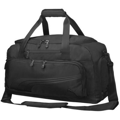 Puma Formstripe Duffel Golf Bag Black AW15