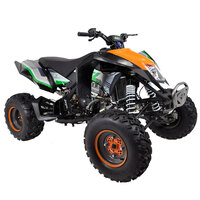 Image of EGL Madmax 250cc Black Sports Adults Quad Bike