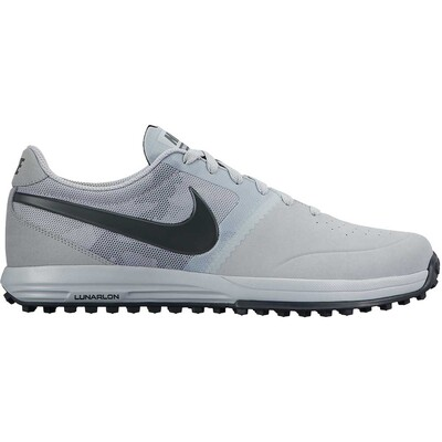 Nike Lunar Mont Royal Golf Shoes Wolf Grey AW15