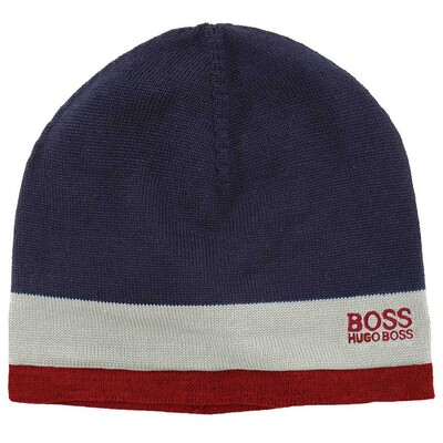 Hugo Boss Ciny Golf Beanie Hat Nightwatch FA15