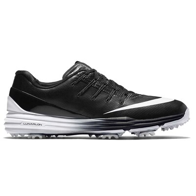 Nike Golf Shoes Lunar Control 4 Black White SS16