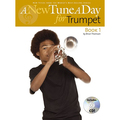 Click to view product details and reviews for A New Tune A Day Trumpet 1 Book Cd.
