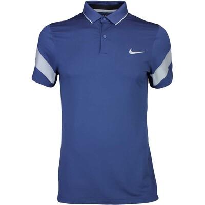 Nike Golf Shirt MM Fly Framing Commander Midnight SS16