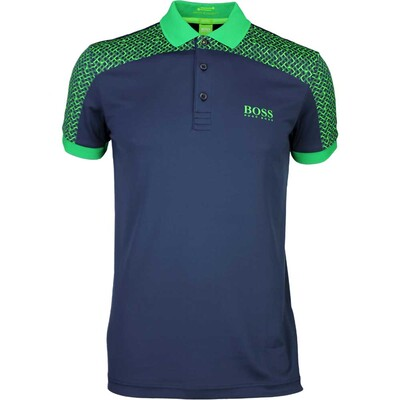 Hugo Boss Golf Shirt Paddy Pro 2 Nightwatch SP16