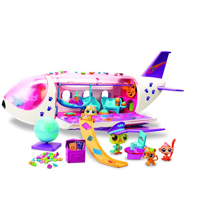 Littlest Pet Shop Jet Playset