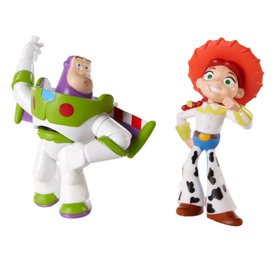 Disney/Pixar Toy Story 20th Anniversary Jessie and Spanish Buzz Lightyear