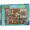 Ravensburger Colin Thompson, The Inventor's Cupboard, 1000 Piece Jigsaw