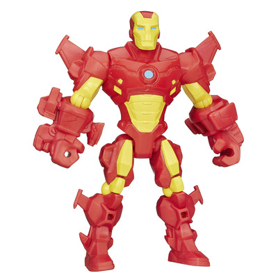 Marvel Avengers Hero Mashers Iron Man Action Figure