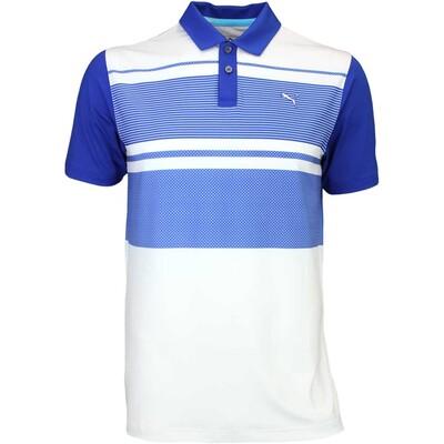 Puma Golf Shirt Pattern Block Surf the Web SS16