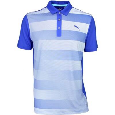 Puma Golf Shirt GT Crossfade Surf the Web SS16