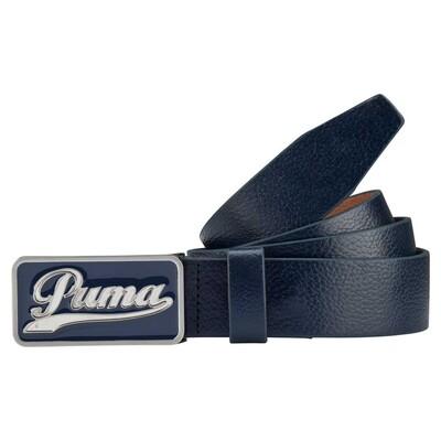 Puma Golf Belt Script CTL Peacoat AW16