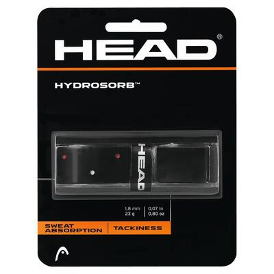 Head Hydrosorb Replacement Grip - Black/Red