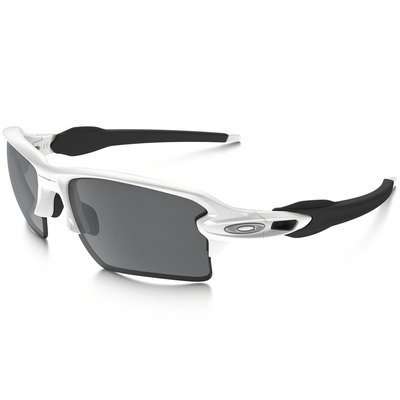 Oakley Golf Sunglasses Flak 20 XL Polished White Black