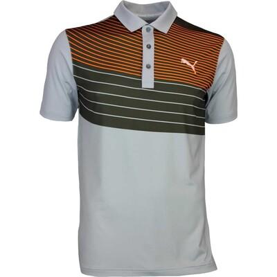 Puma Golf Shirt GT Swoop Quarry AW16