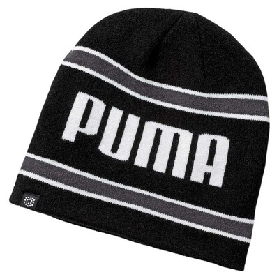 Puma Golf Beanie PWRWARM Stripe Black AW16