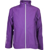 Galvin Green Waterproof Golf Jacket - ABBOT - Plum