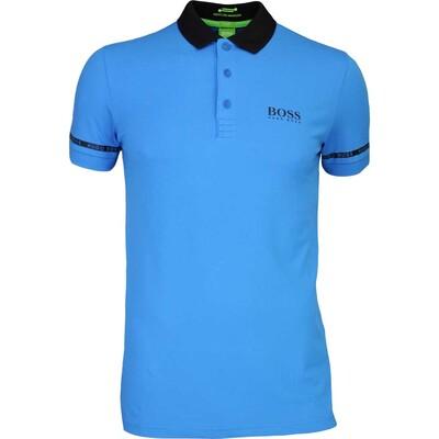 Hugo Boss Golf Shirt Paule Pro Blue Aster FA16