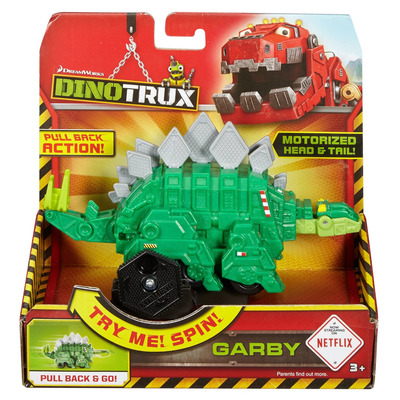 Dinotrux Pull Back & Go Garby