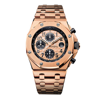 Audemars Piguet Royal Oak Offshore Chronograph Watch 26470.OR.OO.1000OR.01